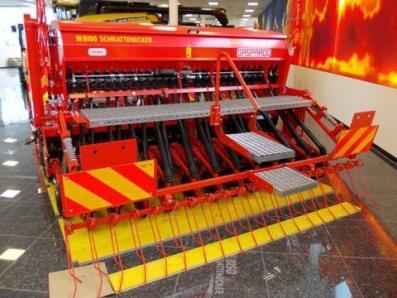 Seeding machines Gaspardo DAMA 300 DMR Kreiselegge mit Drillmaschine - BISO  - Foto 6