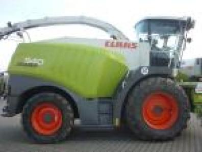 Self-propelled forage harvester CLAAS Jaguar 940, used, 2007, Emsbueren - Foto 5