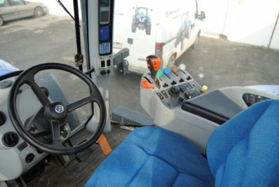 Tractor New Holland T8030 - BISO Schrattenecker - Foto 6