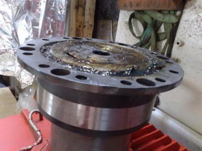 Used Generator AVK DIDBN 150 / 145 L/4 / - Foto 4