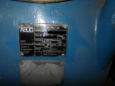 Used Condensing steam turbine Siemens AFA 6 Da / Leroy Somer LSA 56 BL7-4P, 1997 - Foto 19