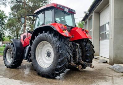 Tractor Case IH CVX1135 - BISO Schrattenecker - Foto 3