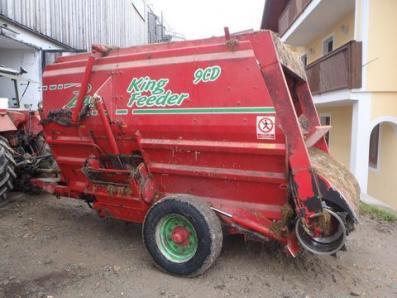 Livestock machinery Zago Zago KING 09 CD - BISO Schrattenecker - Foto 3