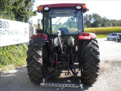 Tractor Case IH JX 1075 - BISO Schrattenecker - Foto 3