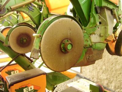 Precision Amazone ED 602 K - BISO Schrattenecker - Foto 4