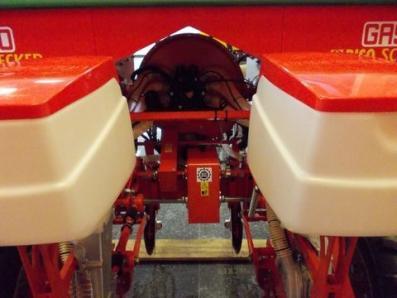 Sowing machine Gaspardo MTE 300 6 reihig - Lagermaschine - BISO Schrattenecker - Foto 8