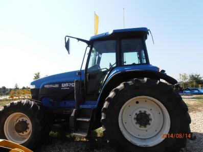 Tractor New Holland 8670 - BISO Schrattenecker - Foto 2