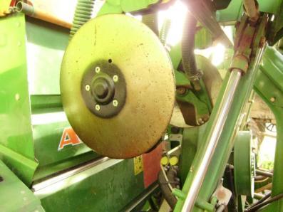 Precision Amazone ED 602 K - BISO Schrattenecker - Foto 3