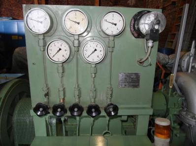 Used Condensing steam turbine Nadrowski, Dresser-Rand B5S-2+G4 / Leroy Somer - Foto 4