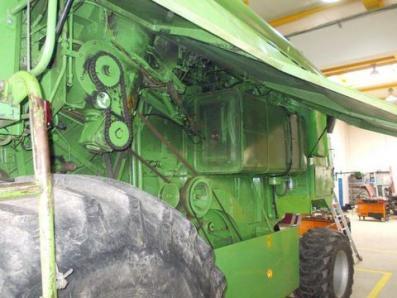 Harvester Deutz-Fahr 4075 - BISO Schrattenecker - Foto 2
