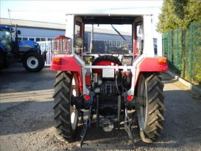 Tractor Steyr 8055 - BISO Schrattenecker - Foto 3