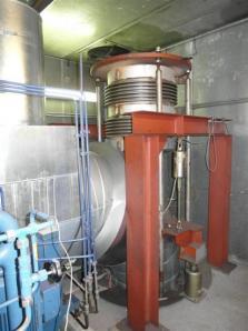 Used Condensing steam turbine Siemens AFA 6 Da / Leroy Somer LSA 56 BL7-4P, 1997 - Foto 10