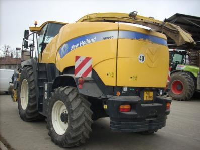 Forage harvesters New Holland FR9060 - BISO Schrattenecker - Foto 3