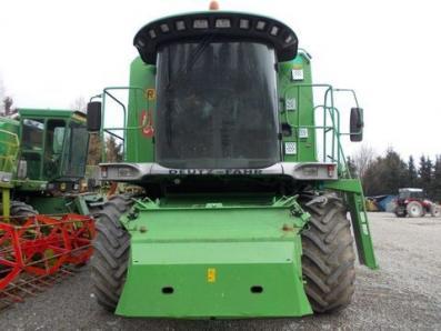 Harvester Deutz-Fahr Deutz 5690 HTS - BISO Schrattenecker - Foto 2