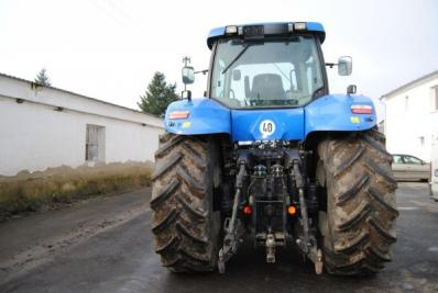 Tractor New Holland T8030 - BISO Schrattenecker - Foto 2