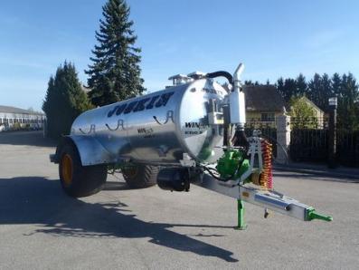 Slurry tankers Joskin ALPINA 2 8300S - BISO Schrattenecker - Foto 1