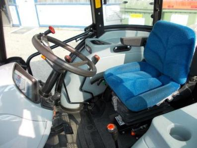 Tractor New Holland TD 5020 - BISO Schrattenecker - Foto 6