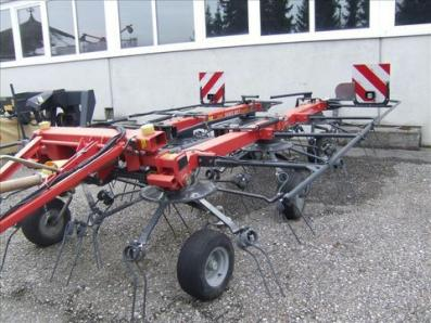 Rakes and tedders Vicon Fanex 833T - BISO Schrattenecker - Foto 1
