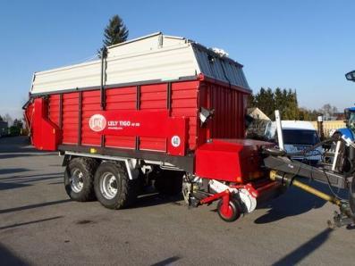 Loading wagons Lely Mengele TIGO 40 RD - BISO Schrattenecker - Foto 1