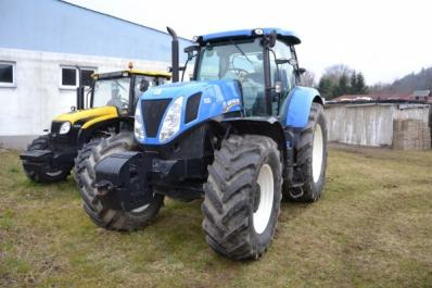Tractor New Holland T7.235 PC - BISO Schrattenecker - Foto 1