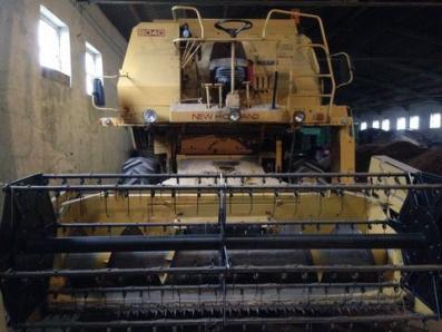Harvester New Holland 8040 - BISO Schrattenecker - Foto 2