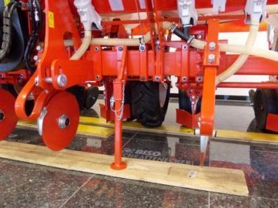 Sowing machine Gaspardo MTE 300 6 reihig - Lagermaschine - BISO Schrattenecker - Foto 4