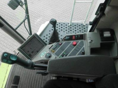 Combine harvester CLAAS Lexion 460, used, Emsbueren - Foto 6