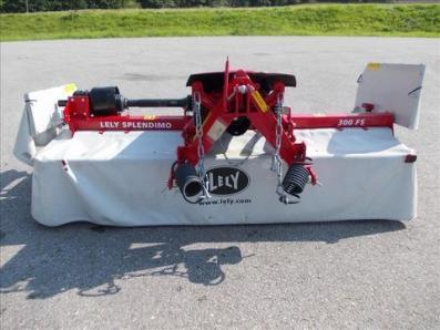 Mower Lely Splendimo 300FS - BISO Schrattenecker - Foto 6