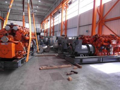 CHP Gas cogeneration sys-m, Engine: Waukesha L7042G, Leroy Somer LS AK50 VL10 6P - Foto 17