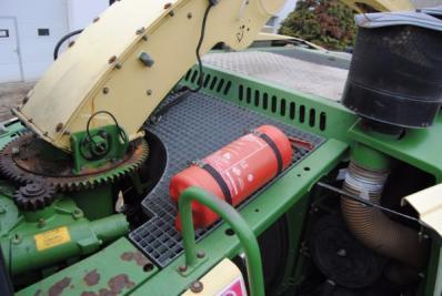 Forage harvesters Krone Big X 560 - BISO Schrattenecker - Foto 7