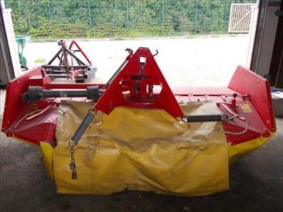 Mower SIP Roto 251F - BISO Schrattenecker - Foto 2