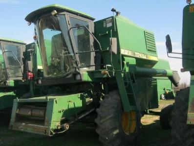 Harvester John Deere 1174 S II - BISO Schrattenecker - Foto 1
