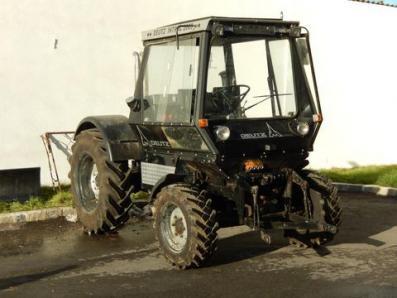 Tractor Deutz-Fahr Intrac A - BISO Schrattenecker - Foto 1