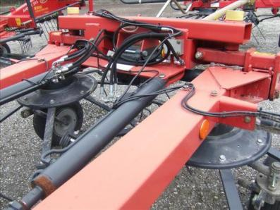 Rakes and tedders Vicon Fanex 833T - BISO Schrattenecker - Foto 4
