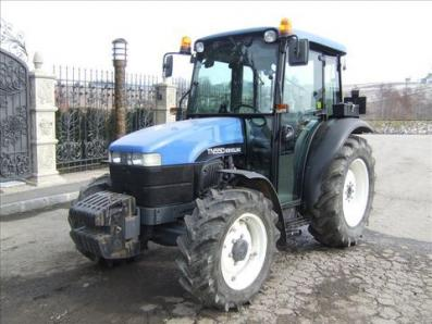 Tractor New Holland TN 55 - BISO Schrattenecker - Foto 1