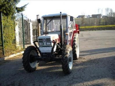 Tractor Steyr 8055 - BISO Schrattenecker - Foto 1