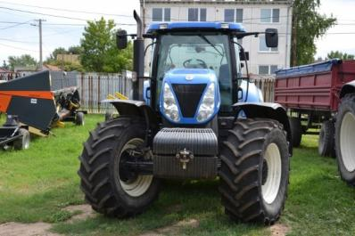 Tractor New Holland T7050 - BISO Schrattenecker - Foto 9
