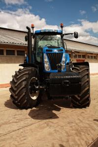 Tractor New Holland T8050 - BISO Schrattenecker - Foto 4