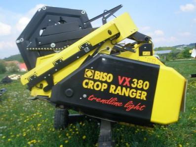 Combine harvester Biso VX Crop Ranger Trendline 3 - BISO Schrattenecker - Foto 3