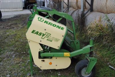 Forage harvesters Krone Big X 560 - BISO Schrattenecker - Foto 5