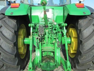 Tractor John Deere 8310 - acrar 15