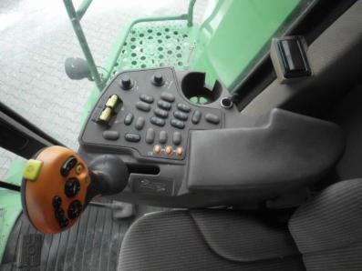 Combine harvester John Deere 9680 WTS, used, Emsbueren - Foto 5