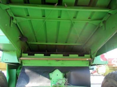 Harvester Deutz-Fahr Top Liner 4090 H - BISO Schrattenecker - Foto 4