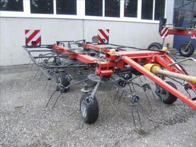 Rakes and tedders Vicon Fanex 833T - BISO Schrattenecker - Foto 2