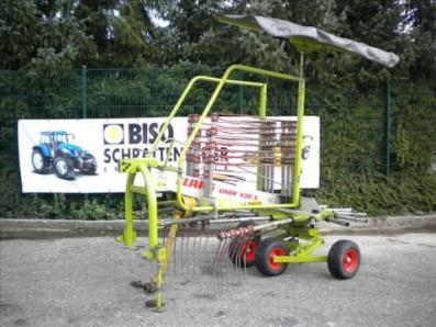 Rake Claas Liner 430 - BISO Schrattenecker - Foto 1