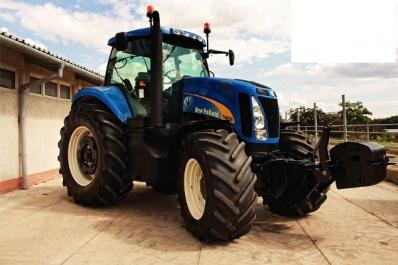 Tractor New Holland T8050 - BISO Schrattenecker - Foto 1