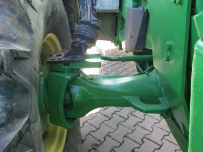 Tractor John Deere 8310 - acrar 11
