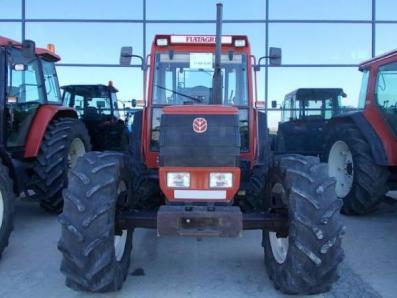 Tractor Fiat Fiatagri F110 - BISO Schrattenecker - Foto 2