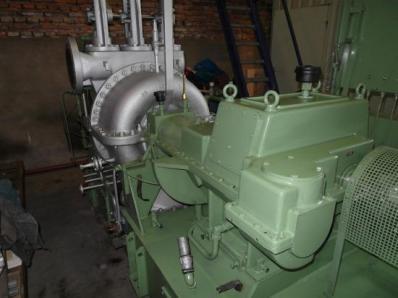 Used Condensing steam turbine Nadrowski, Dresser-Rand B5S-2+G4 / Leroy Somer - Foto 9
