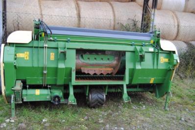 Forage harvesters Krone Big X 560 - BISO Schrattenecker - Foto 2